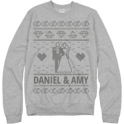 Wedding Ugly Sweater
