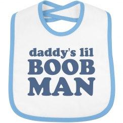 Boob Man-Bib