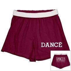 Dancer shorts