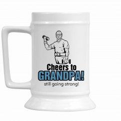 Grandpa's Still Strong