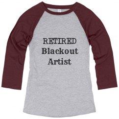 Retired Blackout Artist