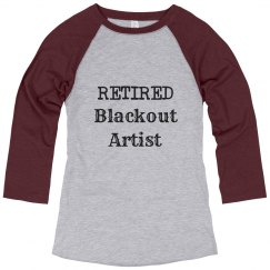 Retired Blackout Artist