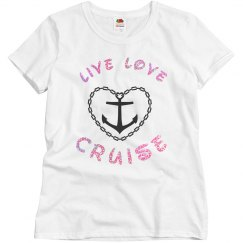 Live Love Cruise Shirt