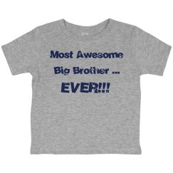 Awesome Big Brother (Distressed)