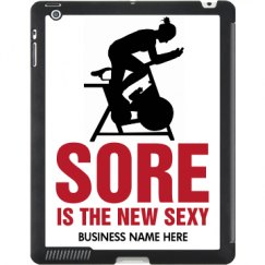 Sore New Sexy Gym iPad