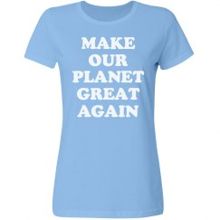 Make Our Planet Greater