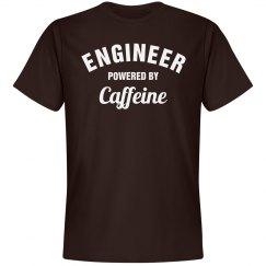 Engineer powered by Caffeine