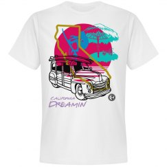 Johnny Dappa Trading Co. Premium California Dreamin' T-
