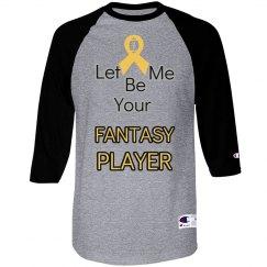 Blk/yellow fantasy player