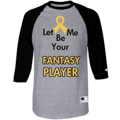 Blk/yellow fantasy player