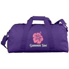 gammie Sue duffle bag