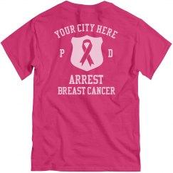 Police Arrest Cancer