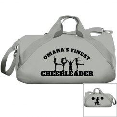 Omaha cheerleader