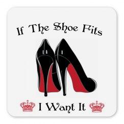Shoe want crowns