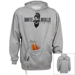 White Skulls Gaming Basic Heavy Hoodie