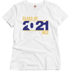 Class of 2021 (Women's Fit)