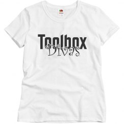 ToolBox Divas EveryDay T-Shirt