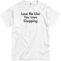 love me like shopping