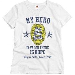 In Memory Of My Hero