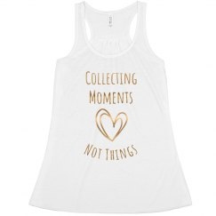Collecting Moments... Not Things