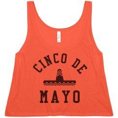 Cute Sombrero Cinco De Mayo