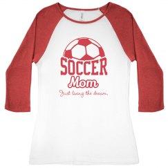 Soccer - living the dream