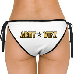 Army Wife W/Star