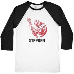 Custom Lacrosse Men's Shirt