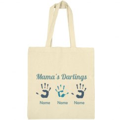 Custom Text Mothers Day Bag