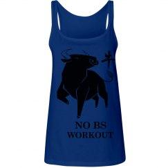 Earthy Taurus Gal in Gym