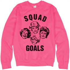 Golden Girls Squad Goals