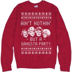 Golden Girls Gangster Party