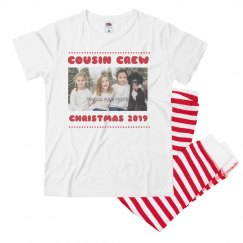 Cousin Crew Christmas Photo Upload