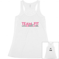 Team Fit Flowy Bella Tank