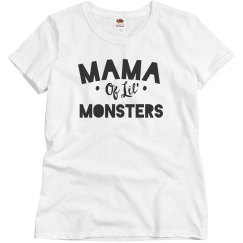 Trendy Mama Of Monsters Halloween