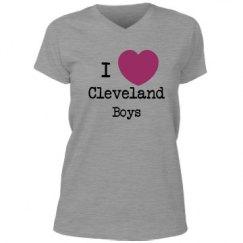 I love Cleveland Boys