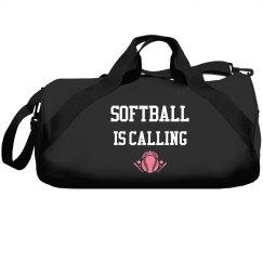 Softball is calling