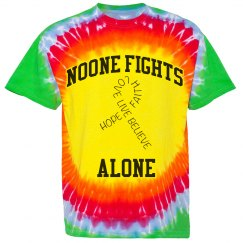 Noone fights alone -