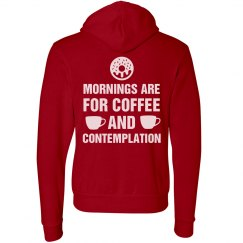 Coffee And Contemplation Hoodie