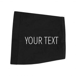 Custom Text Performance Cheer Short