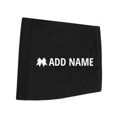 Custom Name Cheer Workout Shorts