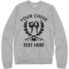 Create Your Own Cheer Team Design