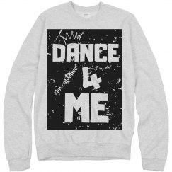 D4M Grey Sweatshirt Fall 2020 II