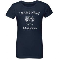 I'm the musician