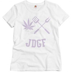 JDGF SHIRT ladies pale lavender