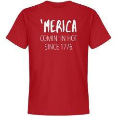 'Merica Hot Since 1776