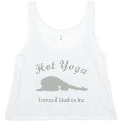 Hot Yoga Studio Cover Up