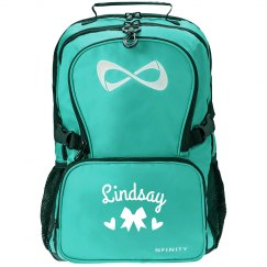 Customizable Name Cheer or Dance Nfinity Backpack