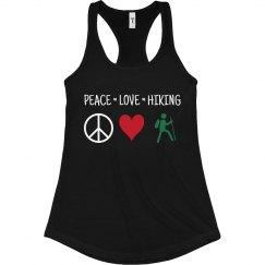 Peace Love Hiking