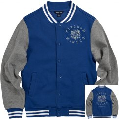 Kingdom Minded Letterman Jacket